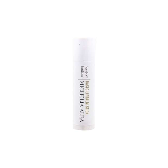 Bathe to Basics Basic Lip Balm Stick - 白蘭花 Michelia Alba