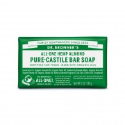 Dr. Bronner's – 有機杏仁皂 Organic Almond Bar Soap