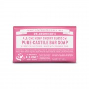 Dr. Bronner's – 有機櫻花皂 Organic Cherry Blossom Bar Soap