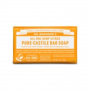 Dr. Bronner's – 有機香橙皂 Organic Citrus Orange Bar Soap