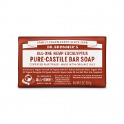 Dr. Bronner's – 有機桉樹皂 Organic Eucalyptus Bar Soap