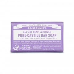 Dr. Bronner's – 有機薰衣草皂 Organic Lavender Bar Soap