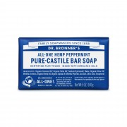 Dr. Bronner's – 有機薄荷皂 Organic Peppermint Bar Soap