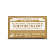 Dr. Bronner's – 有機檀香茉莉皂 Organic Sandalwood Jasmine Bar Soap