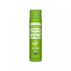 Dr. Bronner's – 有機青檸潤唇膏 Organic Lip Balm Lemon Lime