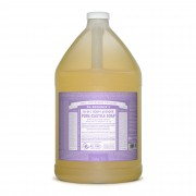 Dr. Bronner's – 有機薰衣草皂液 Organic Lavender Liquid Soap 128 oz/1 gallon【預購產品】