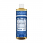 Dr. Bronner's – 有機薄荷皂液 Organic Peppermint Liquid Soap