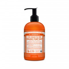 Dr. Bronner's – 有機茶樹沐浴露 Organic Tea Tree Pump Soap