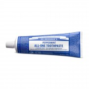 Dr. Bronner's – 有機薄荷美白牙膏 Organic Peppermint All-One Toothpaste