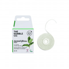 The Humble Co. 瑞典純素牙線 - 薄荷 Dental Floss - Fresh Mint 50m