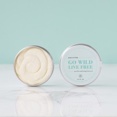 Coconut Matter 身體潤膚霜 Body Butter - GO WILD LIVE FREE
