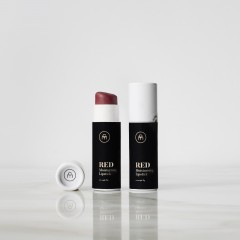 【神期貨品】Coconut Matter Lip Stick 長效滋潤保濕唇膏 RED (Best Before: 2021 Mar)