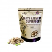 Earth Harvest Superfoods 有機生機有殼開心果 (無麩質)