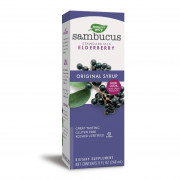 Nature's Way 接骨木露 Sambucus Original Elderberry Syrup 240ml