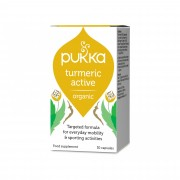 【神期貨品】Pukka 筋骨活力配方 Turmeric Active (Best Before: 2020 Jul)