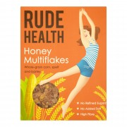 RUDE HEALTH - Honey Multiflakes 蜂蜜雜穀脆脆