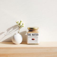 The Nutter Company - 杏仁醬 Almond Butter 200g
