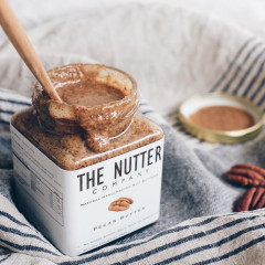 The Nutter Company - 碧根果仁醬 Pecan Butter 200g
