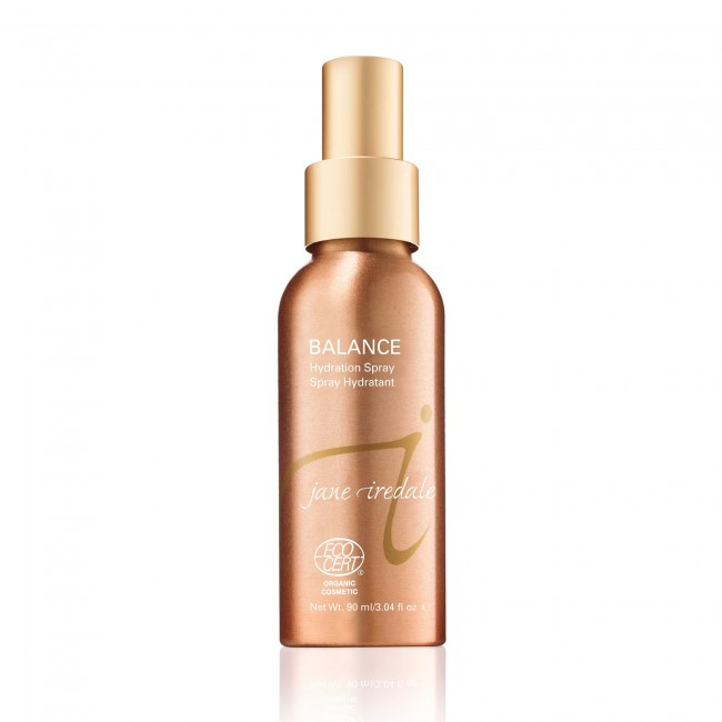 【神期貨品】Jane Iredale 清肌保濕噴霧 BALANCE Hydration Spray (Best Before: 2019 July)