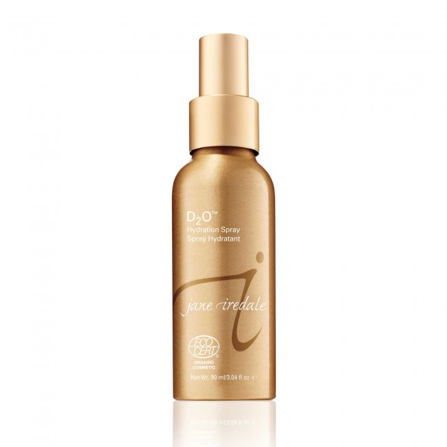 【神期貨品】Jane Iredale 重水保濕噴霧 D2O™ Hydration Spray (Best Before: 2019 July)