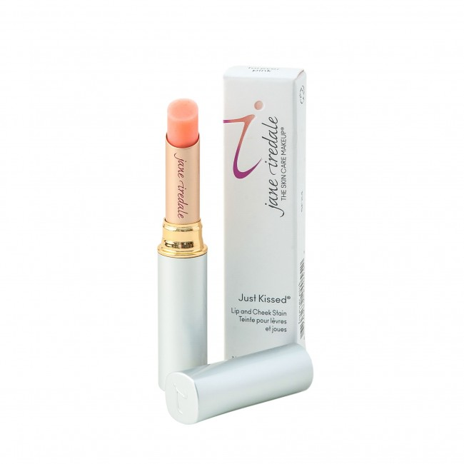 Jane Iredale 玫瑰變幻唇膏 Just Kissed Lip and Cheek Stain