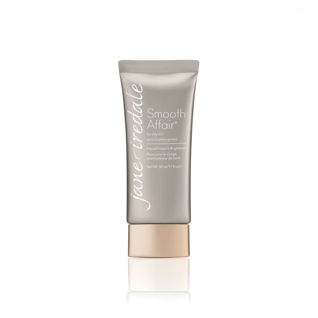 Jane Iredale 亮麗柔滑控油打底乳液 Smooth Affair ® For Oily Skin Facial Primer & Brightener【9折!6月限時優惠】